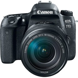 Canon EOS 77D DSLR Camera...