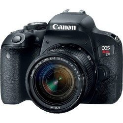 Canon EOS Rebel T7i DSLR...