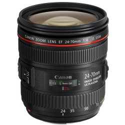 Canon EF 24-70mm f/4L IS...