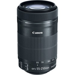 Canon EF-S 55-250mm f/4-5.6...