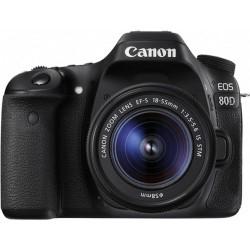 Canon EOS 80D DSLR Camera...