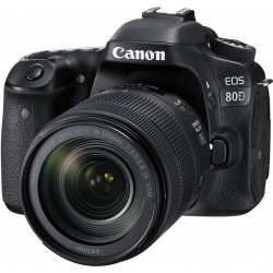 Canon EOS 80D DSLR Camera...