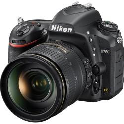 Nikon D750 DSLR Camera with...