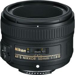Nikon AF-S NIKKOR 50mm...