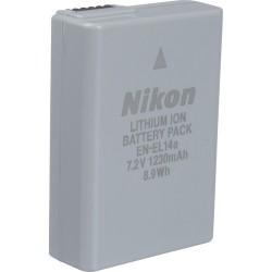 Nikon EN-EL14A Rechargeable...